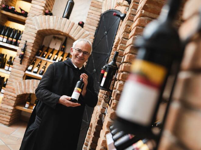 Weinkellerei Stift Kremsmünster (© Max Habich)