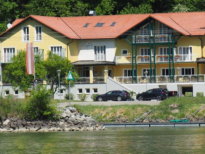Hotel Luger Außenansicht (© Luger)