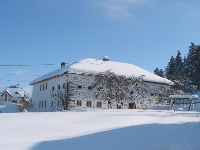 Die Elzer Stub'n im Winter (© Elzer Stub'n)