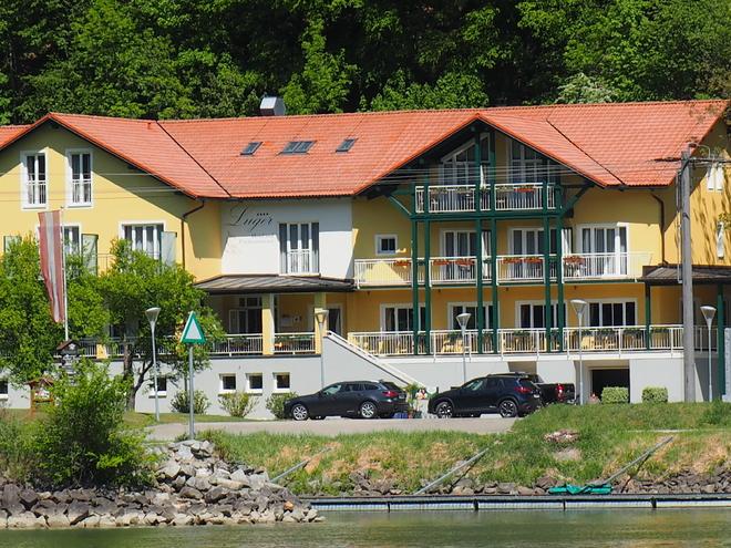 Hotel Luger aussen2 (© Luger)