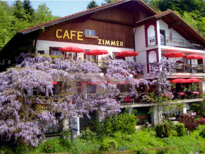Terrassencafe Koberger (© Koberger)