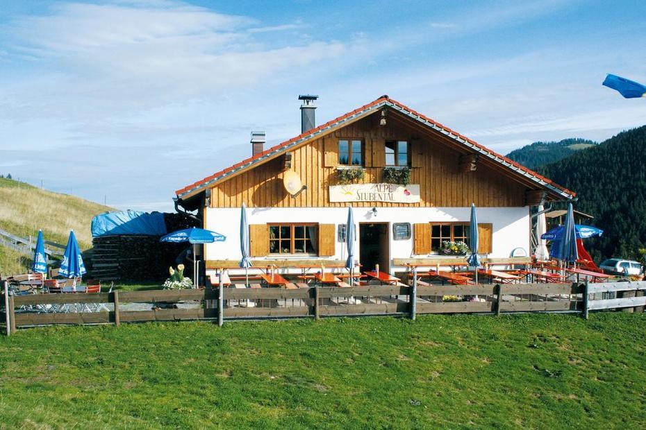 Alpe Stubental in Jungholz