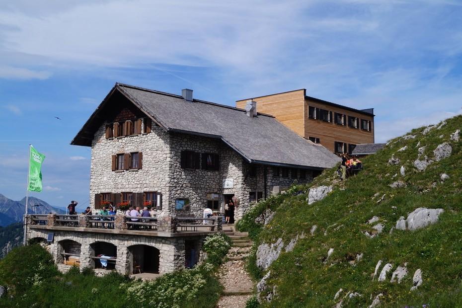 DAV Hütte