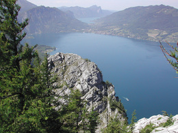 My ****Walking-Holiday at lake Attersee