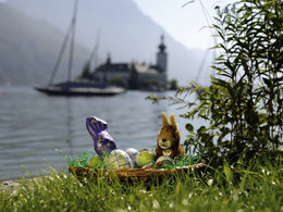 Ostern am Traunsee