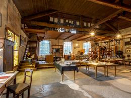 Österreichisches Papiermachermuseum Laakirchen-Steyrermühl