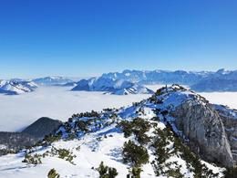 Schneeschuh Trail 1: Helmeskogel (1.633m)