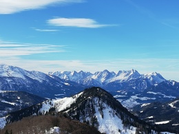 Skitour Wasserklotz (Tourengebiet Hengstpass)