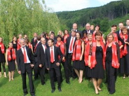 Concert of the chamber choir of Salzburg