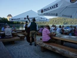 Fishers festival at the Fuschlsee