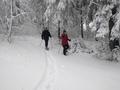 Schneeschuhverleih