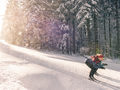 1,8 km: Jägerhütte-Loipe