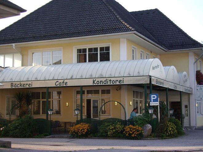 Bäckerei Konditorei Cafe 'Zum Bäck'
