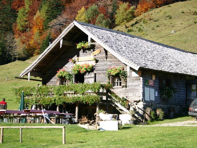 Mayerlehen Hütte - Gruberalm
