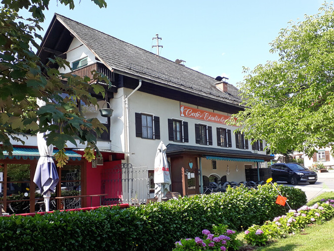 Café 'Zur alten Schmiede'