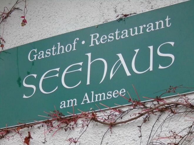 Gasthof Seehaus am Almsee