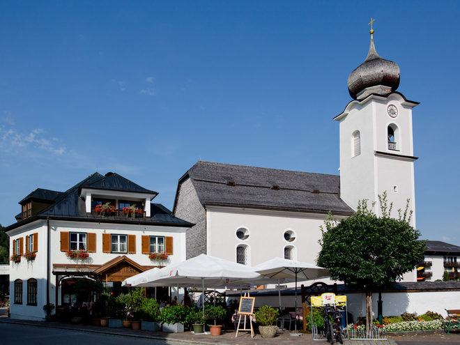 "The ""Kirchenwirt"" Inn"