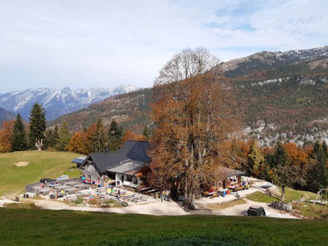 Hoisnradalm Hütte
