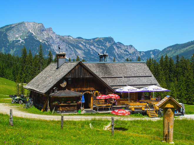Zeishofhütte
