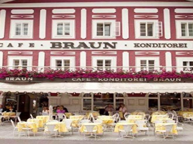 Café-Konditorei Braun