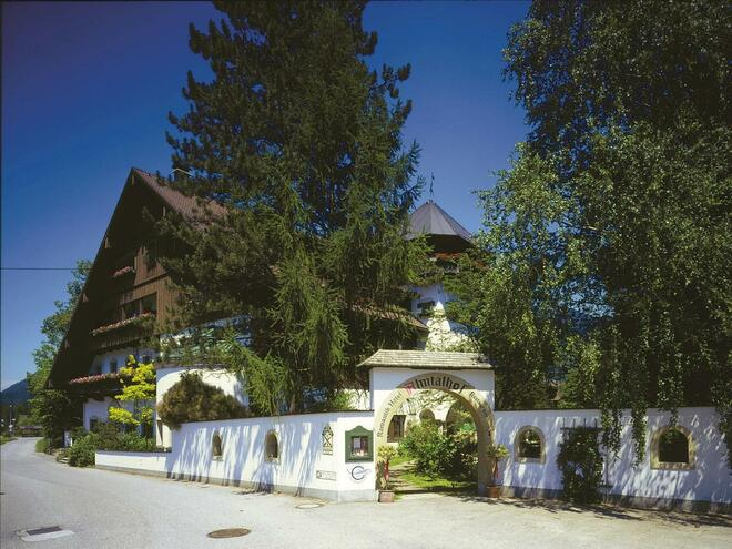 Haubenrestaurant Romantikhotel Almtalhof