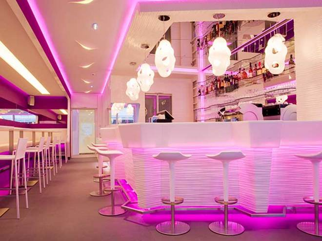 Sixty7,'Food & Drinks' Cafe.-Bar.-Lounge