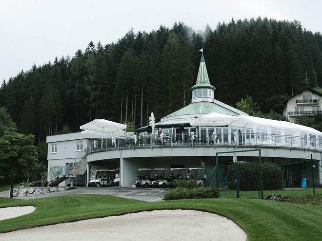 Golfsalettl - Golfrestaurant GC Windischgarsten Pyhrn-Priel