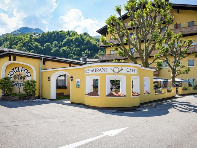 Restaurant Landhotel Post Ebensee