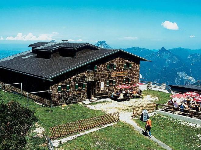 alp guesthouse Christophorushütte