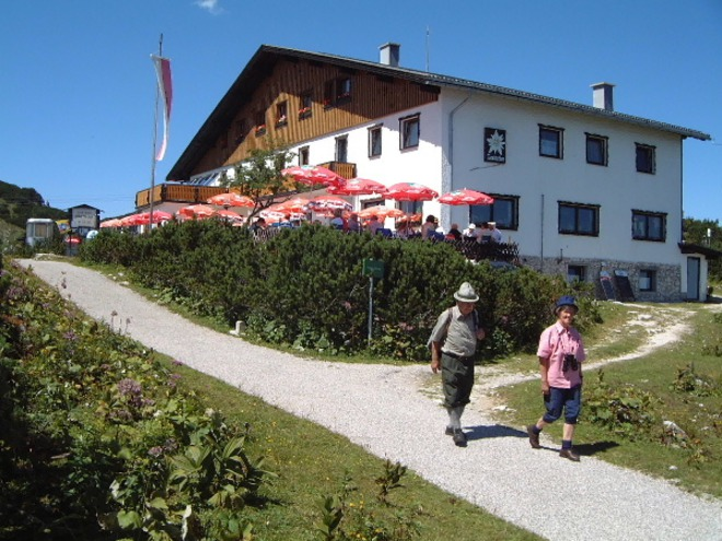 alp guesthouse Berggasthof Edelweiss