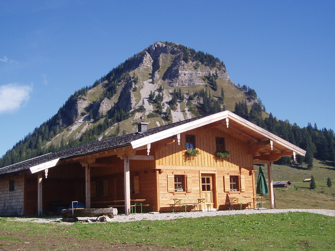 Reith mountain hut