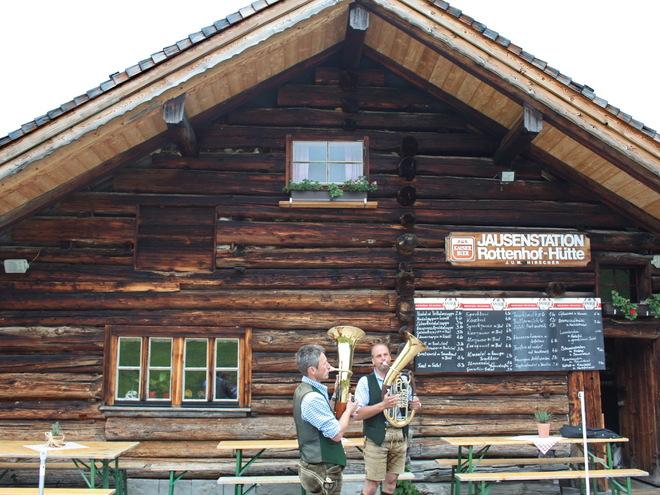 Rottenhofhütte