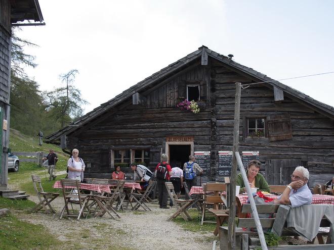 Zwieselalm Hütte