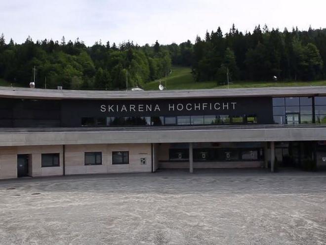 Skiarena Hochficht
