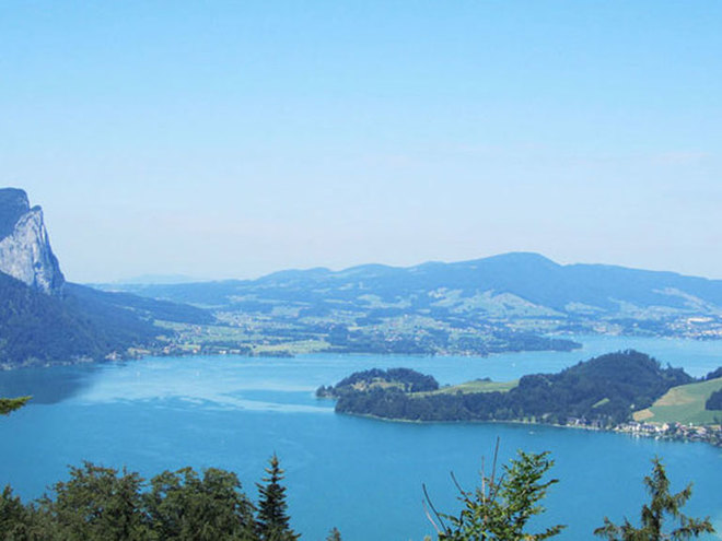 Salzkammergut Seen-Tour