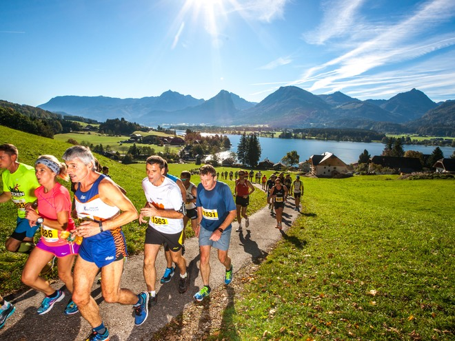 Fit- & Genuss-Package Wolfgangsee