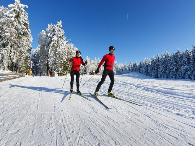 Cross-country ski week 8 days / 7 nights ****INNs Holz