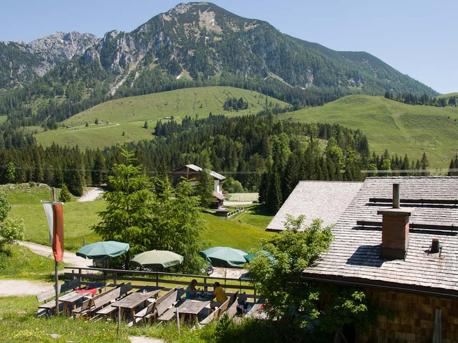 Holleralm Package Wolfgangsee