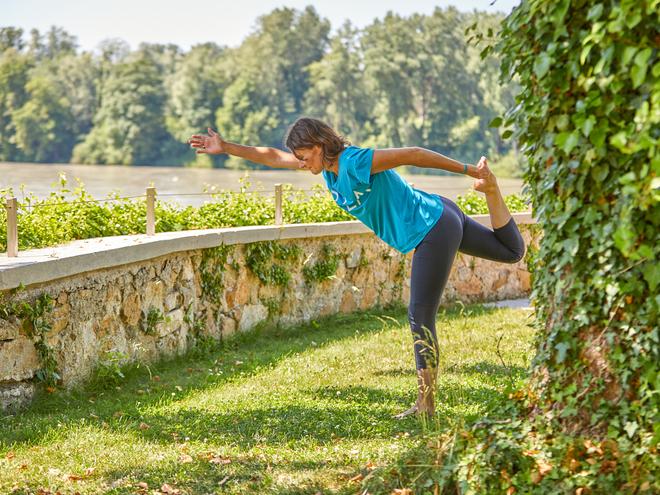 Yoga & Vegan