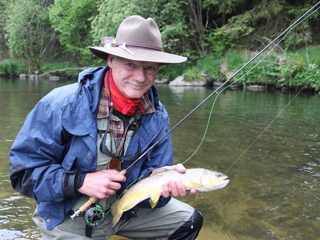 Fly fishing - short-trip package