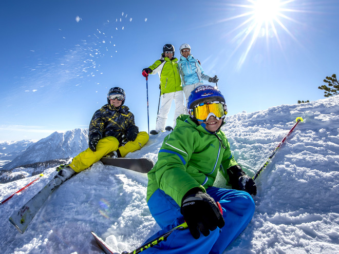 Ski- Midweekpauschale Zauchenwirt