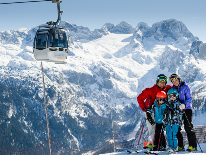 Skiregion Dachstein West (© OÖTourismus/Erber)