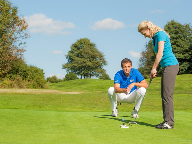 Golferlebnis im Böhmerwald