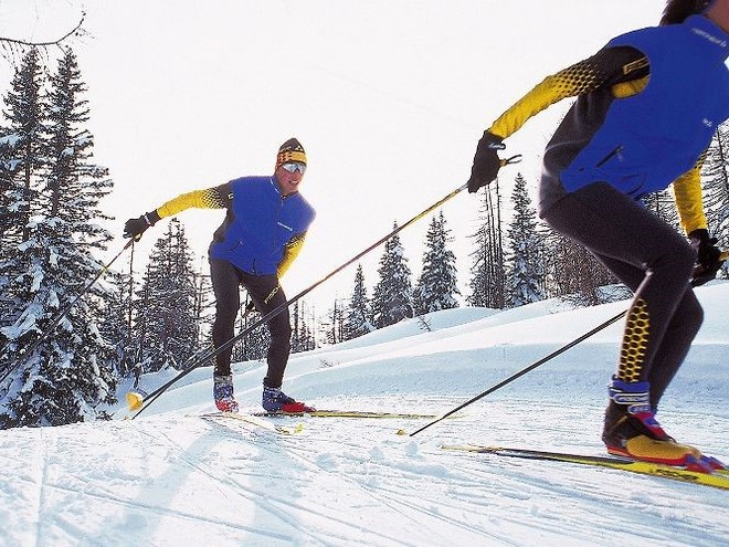 Cross-country skiing in Böhmerwald (Bohemian Forest) (7 nights)