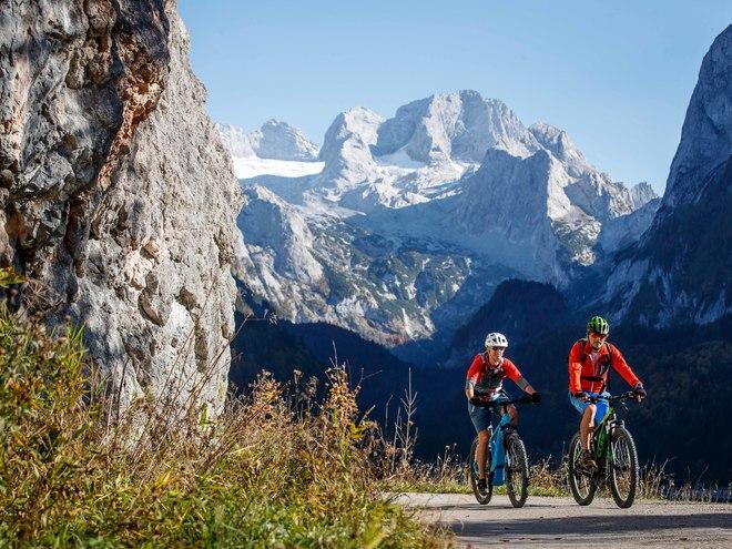 E-Mountainbike-Woche