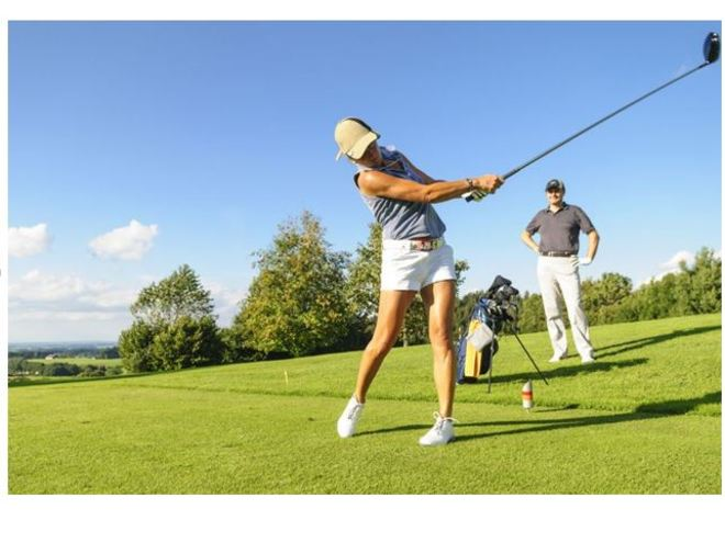 Spannende Golfturniertage