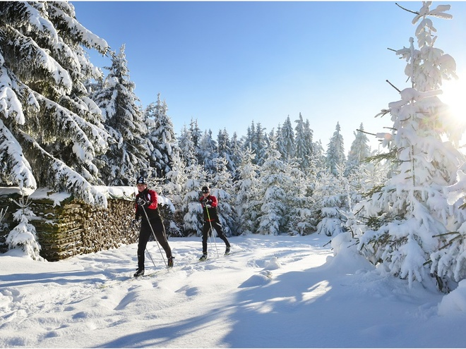 Cross-country skiing in Böhmerwald (Bohemian Forest) (3 or 4 nights)