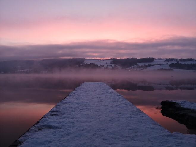 Sanfte Wintertage im MondSeeLand