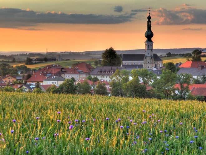 Aspach Sommer (© Innviertel Tourismus)