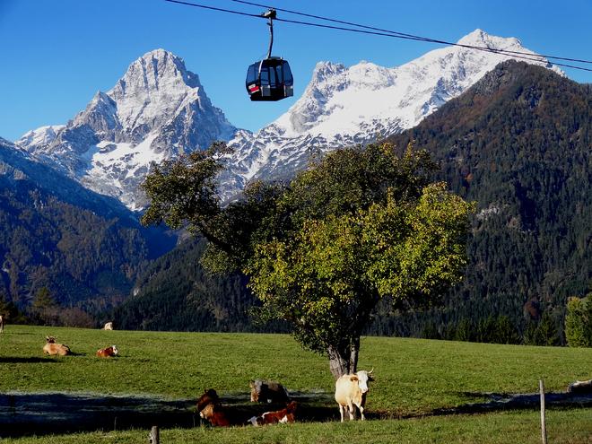 Hinterstoder – der beste Ort für Wintersport